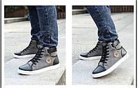 Чоловічі зимові черевики-кеди Converse. Модель 04103., фото 7