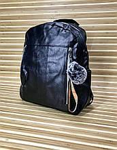 Рюкзаки женские, черный