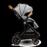 Универсальная коляска 2 в 1 Lionelo RIYA GREY STONE, фото 4