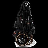 Универсальная коляска 2 в 1 Lionelo RIYA BLACK ONYX, фото 3