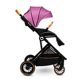 Прогулочная коляска Lionelo RIYA PINK VIOLET, фото 3