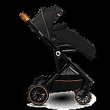 Прогулочная коляска Lionelo RIYA BLACK ONYX, фото 2