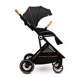 Прогулочная коляска Lionelo RIYA BLACK ONYX, фото 3