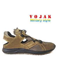 Летние кроссовки – сандалии модель С – 888 Olive