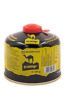 Балон газовий Tramp (різьбовий) 230 грам TRG-003