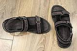 Сандалии мужские босоножки львовского производства (Пл-001ч), фото 6