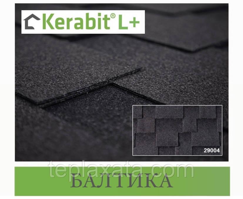 Бітумна черепиця KERABIT L+ балтика