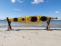 Каяк морской морские каяки SeaBird Designs R Scott MV HDPE желтый