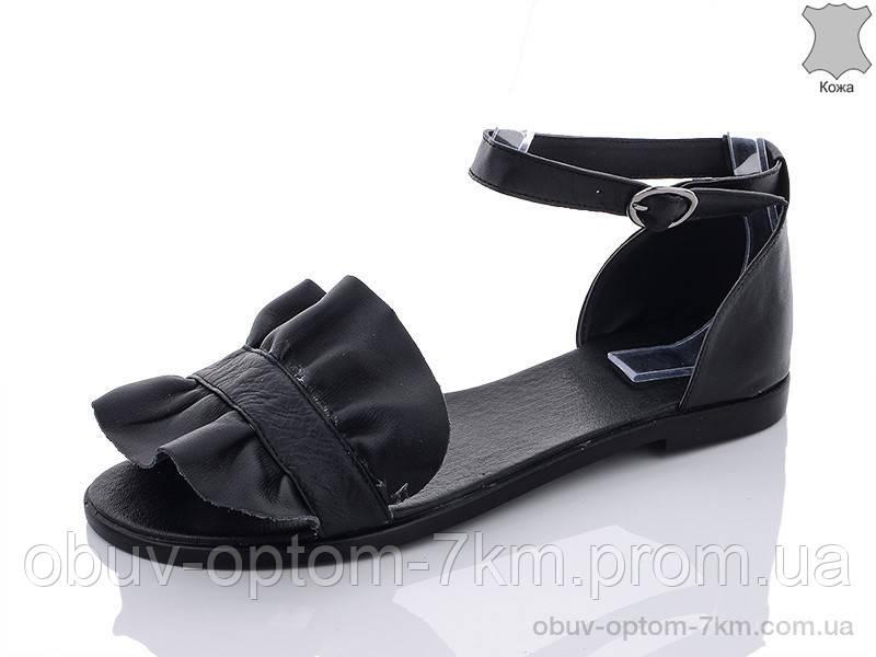 """Босоножки женские """"Sali"""" 888-667 черный (36-40) - купить оптом на 7км в одессе"""