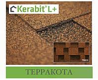 Бітумна черепиця KERABIT L+ теракота