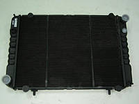 Радиатор водяного охлаждения ГАЗ 3302 (3-х рядный) (под рамку) медный <ДК>