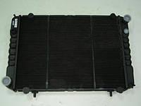 Радіатор водяного охолодження ГАЗ 3302 (3-х рядний) (під рамку) мідний