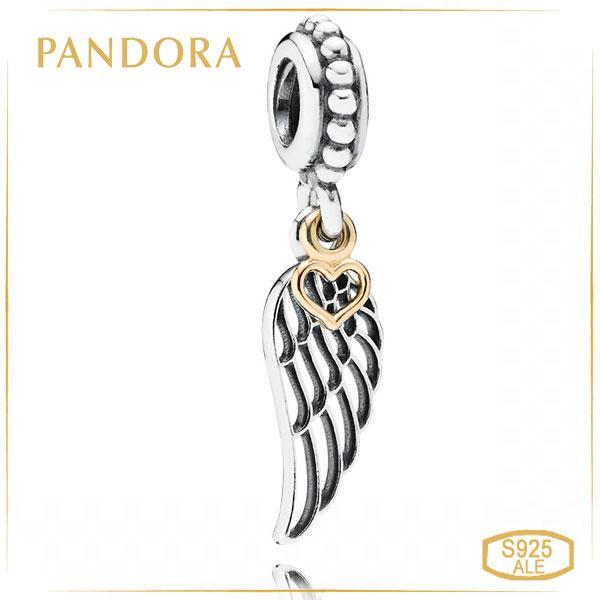 Пандора Підвіска-шарм «Шлях любові» Позолота Pandora 791389_p