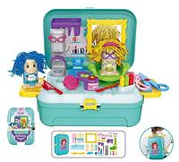 Детская игровая парикмахерская Hairdresser toy, Игровой набор парикмахерская