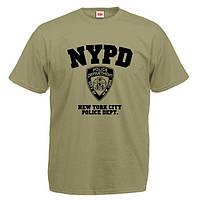 """Футболка """"Police NY"""""""