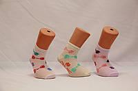 Дитячі шкарпетки середні-з бавовни в сіточку для малюків Стиль Люкс 12-14 868
