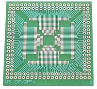 MS-DIP/QFP4 (макетная плата)