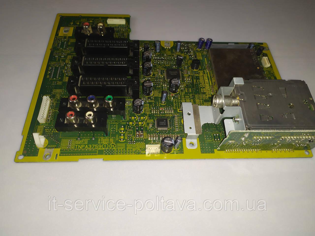 Материнська плата (Main Board) TNPA3759 1H для телевізора PANASONIC