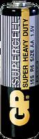 Бат. 15S солевая, R6, AA, 1.5V, GP, S2