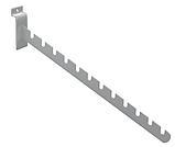 Кронштейн наклонный для экономпанелей на 10 выемок, L=410мм, фото 2