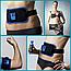 Пояс Ab Gymnic для преса Міостимулятор АБ Жимник для м'язів спини, ніг, рук для Схуднення Живота ТОП!, фото 5