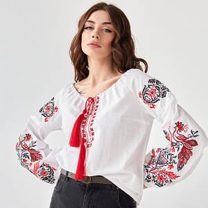Жіночі вишиті блузи