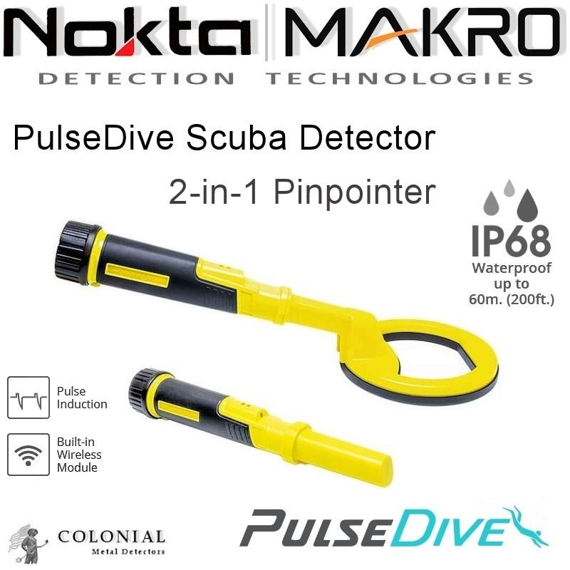 PulseDive Scuba Detector & Pointer