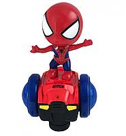 Інтерактивна іграшка машинка Super SPIDER Car зі світловими ефектами та музикою