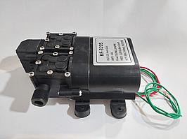 Насос двойной (12В) KF-3205 8 bar. Для систем капельного полива и орошения. Насос с датчиком давления.