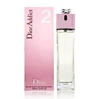 Женская туалетная вода Christian Dior Addict 2, 100 мл