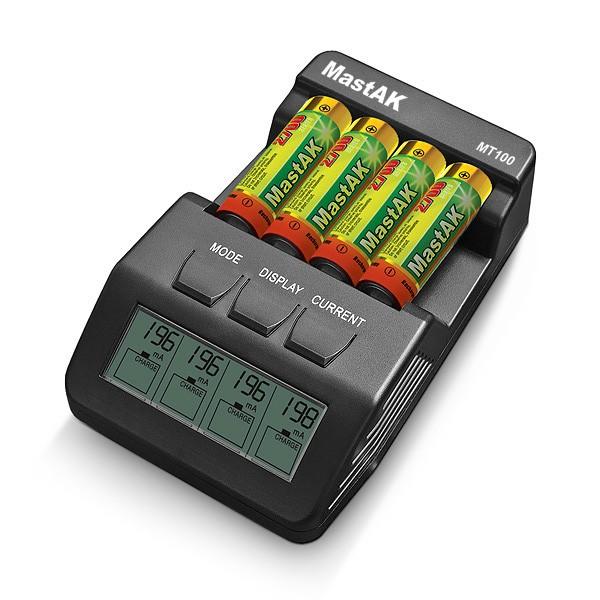 Зарядное устройство MastAK MT-100
