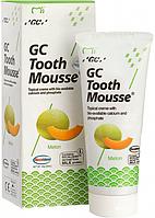 Тус Мусс Дыня (TOOTH MOUSSE) гель для реминерализации и укрепления зубов GC, 1 тюбик 35 мл