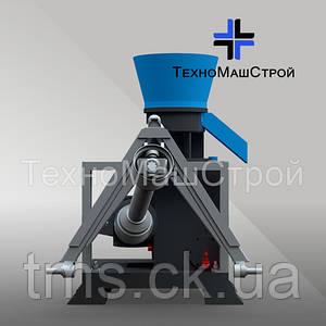 Гранулятор пеллет и кормов GRAND-400 от ВОМ