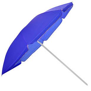 Зонт пляжний d1.8м Stenson MH-2685, синій