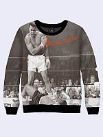 Свитшот мужской 3D Muhammad Ali, фото 1