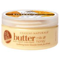 Питательный крем молоко и мед для всех типов кожи, фото 1