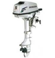 Мотор Honda BF5 AK2 LBU