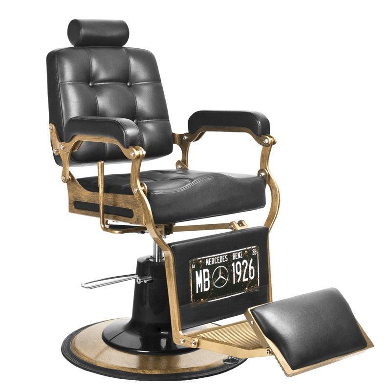 Перукарське чоловіче крісло Boston Lux
