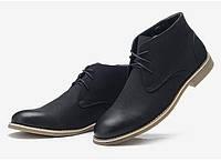 Элегантные мужские кожаные ботинки. Модель 04105., фото 3