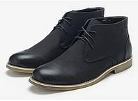 Элегантные мужские кожаные ботинки. Модель 04105., фото 4