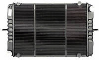 Радиатор водяного охлаждения ГАЗ 3302 (3-х рядный) (с ушами) (пр-во г.Оренбург)