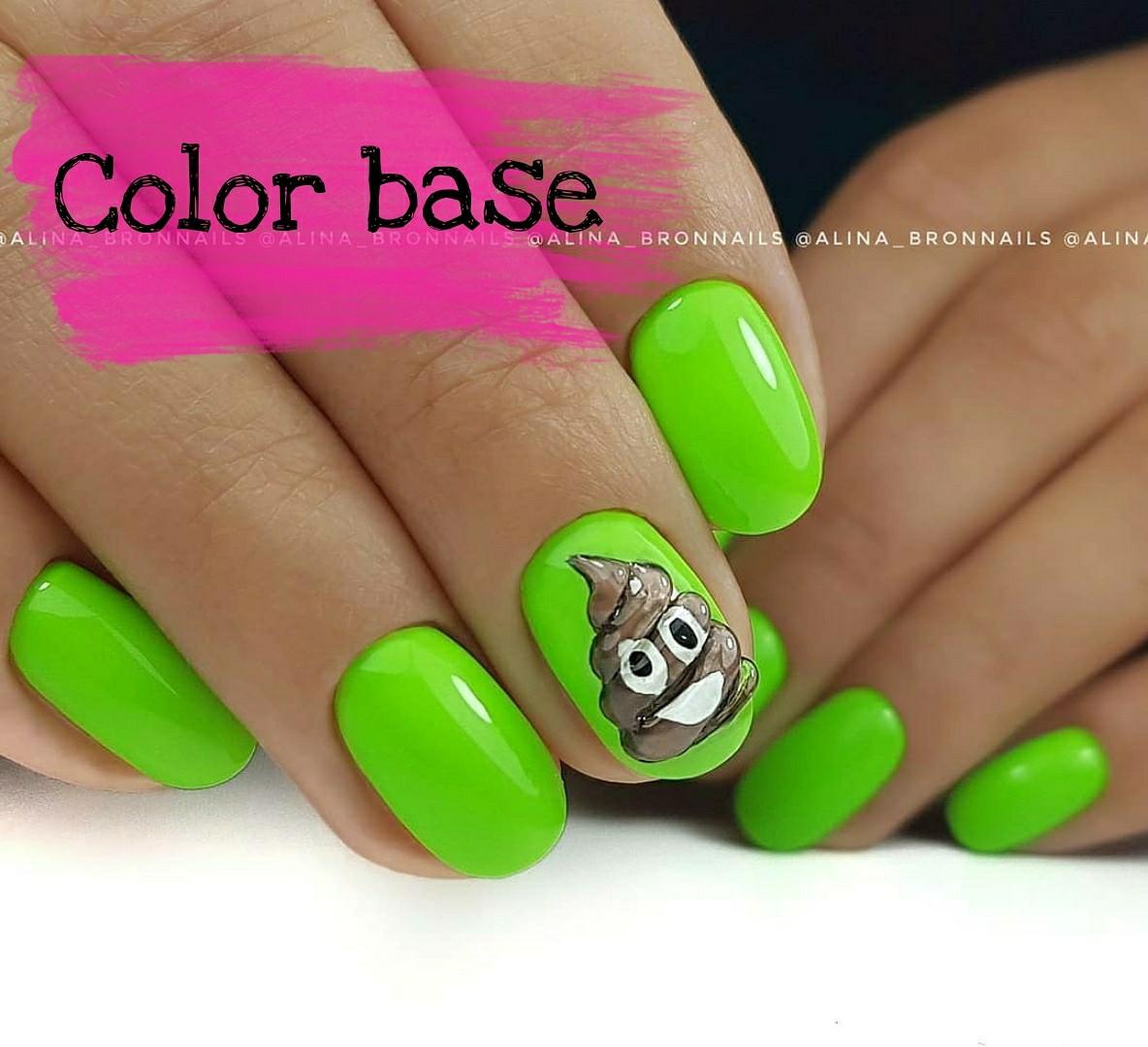 Wink me color base Neon #4 8 мл