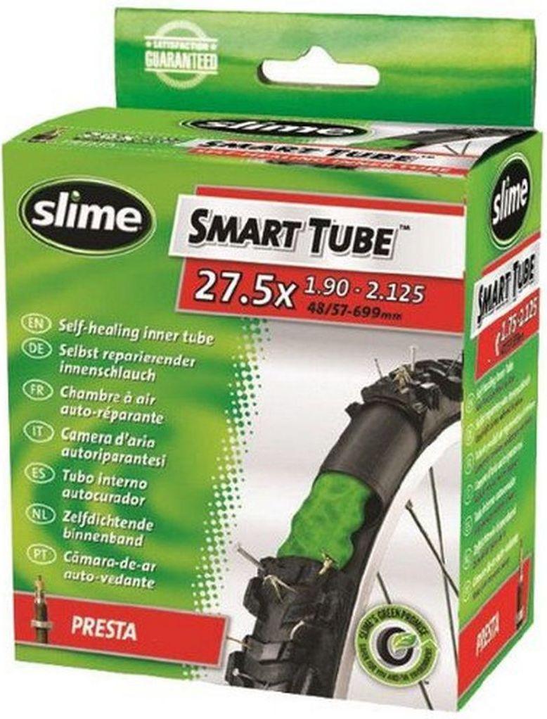 Антипрокольная камера с жидкостью 27, 5x1.9-2.2 PRESTA, Slime (ST)