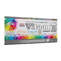 Витамины и минералы для спортсменов Olimp Labs Vita-min Multiple Sport 60 капсул