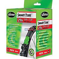 Антипрокольная камера с жидкостью 29x1.85-2.2 (700x47-52) PRESTA, Slime (ST)