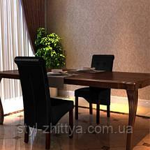 Набір 2 крісла, чорний, фото 3