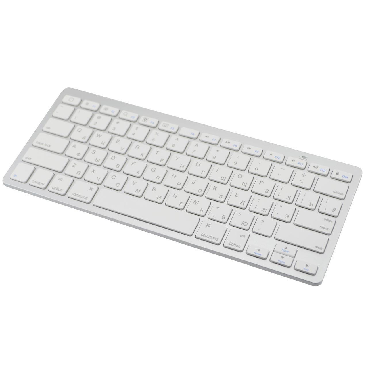 Бездротова клавіатура для комп'ютера BK3001 для телевізора ноутбука пк для смарт тв планшета