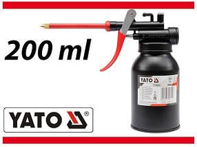 Масленка нагнетатель 200мм. YATO YT-06912
