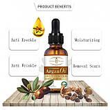 Сироватка багатофункційна з аргановою олією Aichun Beauty Argan Oil Multi Function Face Serum, 30 мл, фото 3