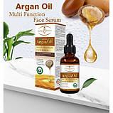Сироватка багатофункційна з аргановою олією Aichun Beauty Argan Oil Multi Function Face Serum, 30 мл, фото 4